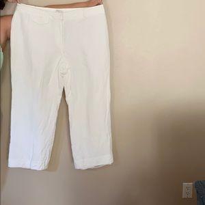 Emma James 16W linen pants